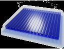 Поликарбонат 6 мм 2,1*6 м синий
